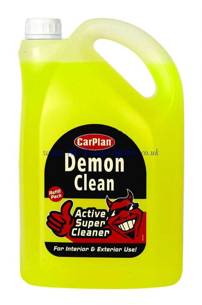 CarPlan Demon Clean 5LTR